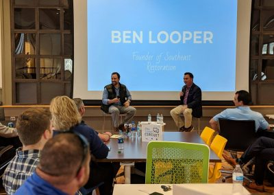 Ben Looper – CEO and President of Southeast Restoration Group