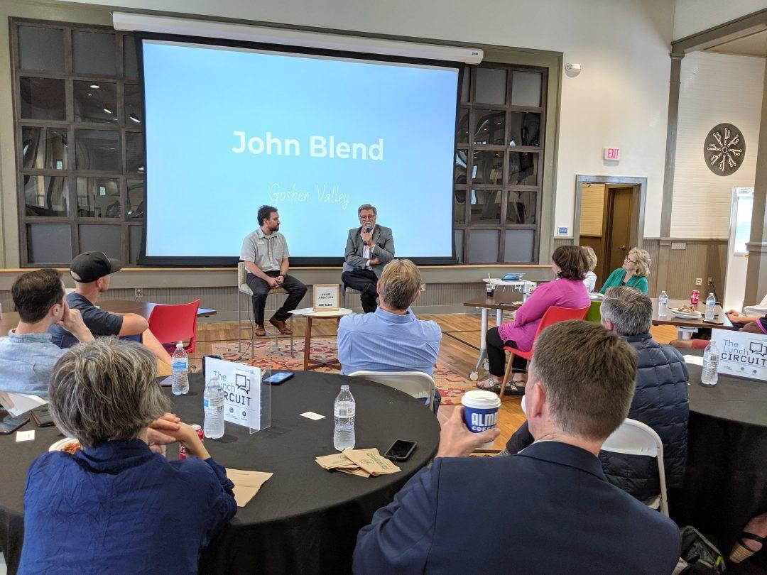 John Blend
